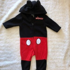 3 Months Mickey Jumpsuit